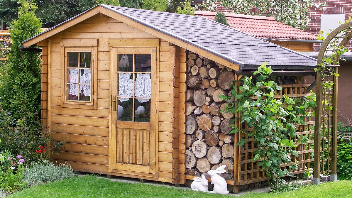 Gartenhaus Terrassendach Oder Baumhaus Errichten